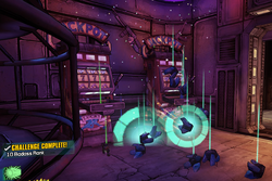 borderlands the pre sequel weapon slots
