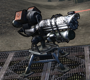 Turret Gatling