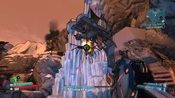 Borderlands2 fire totem 2