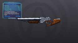 Ornery Coach Gun