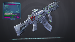 Resolute Blaster