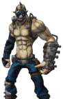 BL2-Krieg-Skin-STOP LAUGHING AT ME