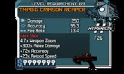 TMP8.G Crimson Reaper-Revised