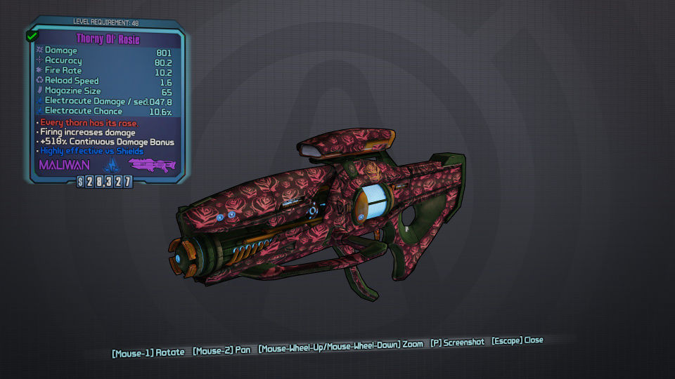 2020 Other   Images: Borderlands The Pre Sequel Moxxi Weapons