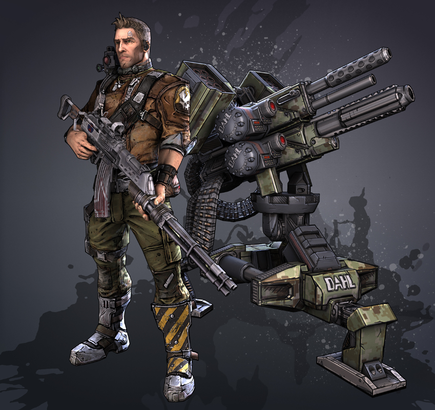 borderlands2 axton - photo #18