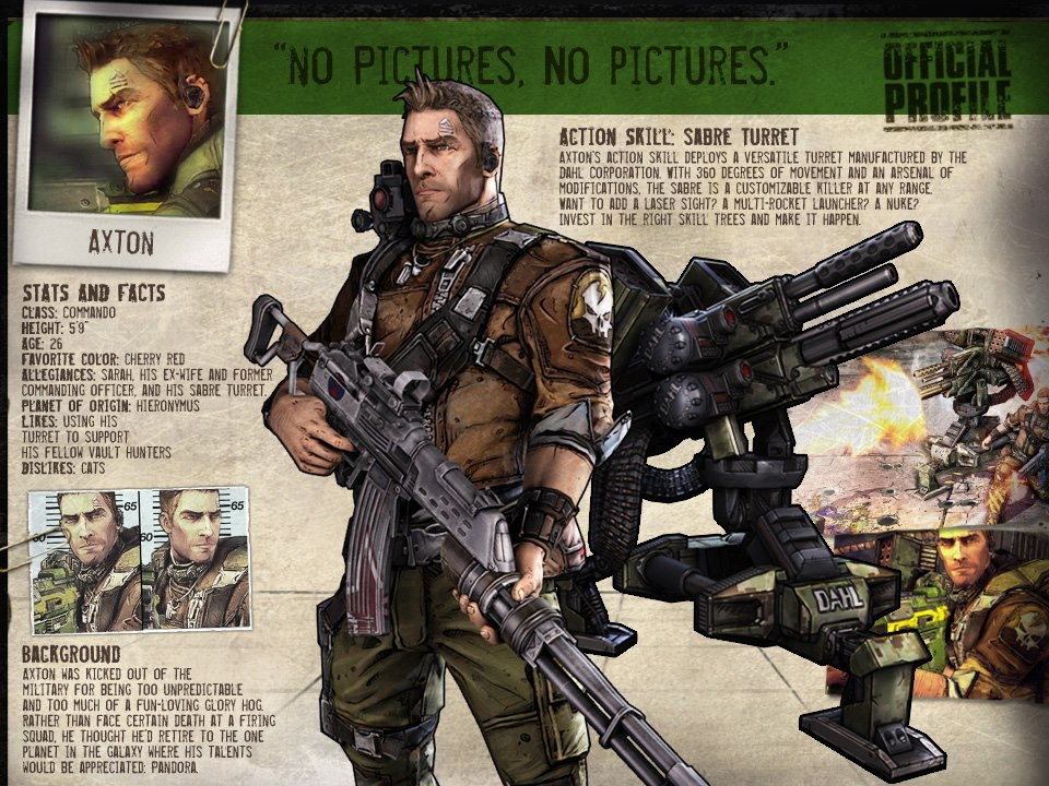 borderlands2 axton - photo #6
