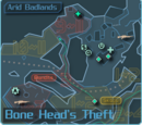 Bone Head's Theft
