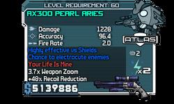Fry AX300 Pearl Aries