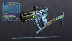 Tactical Blowfly 57 Orange Corrosive