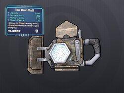 LV 29 Timid Absorb Shield