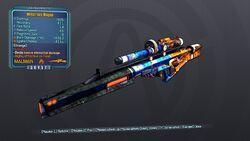 Monstrous Magma 57 Orange Fire