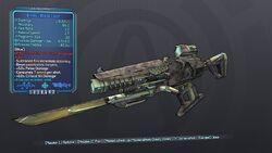 Niveous Mining Laser 70 Blue Cryo