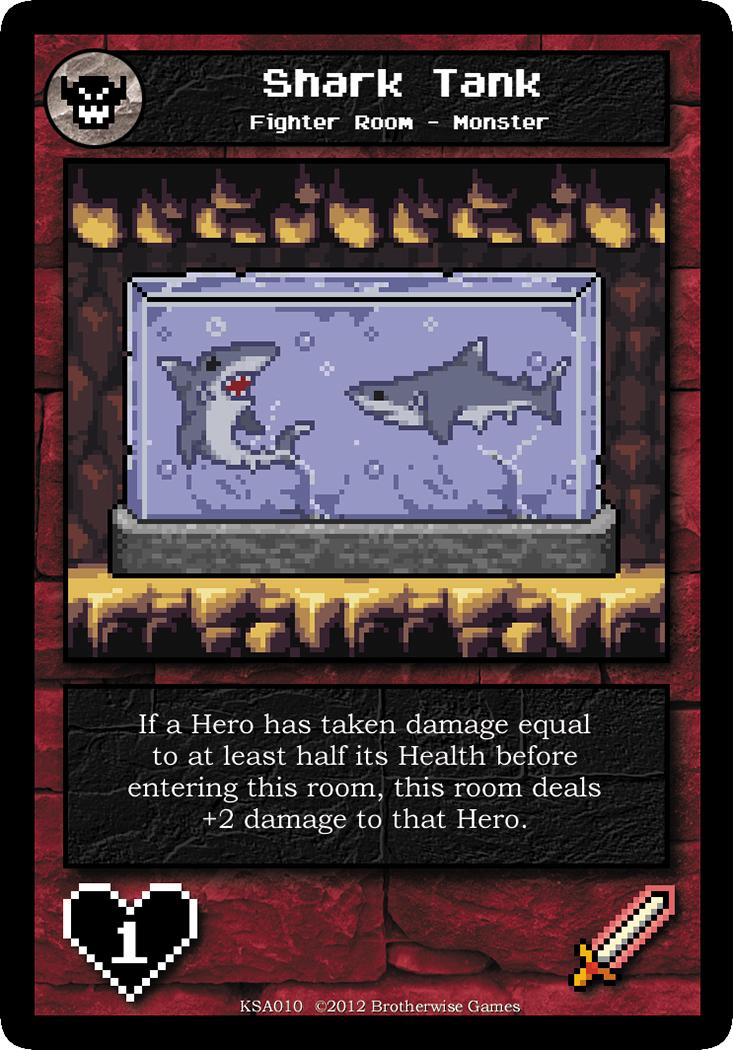shark tank dating cards