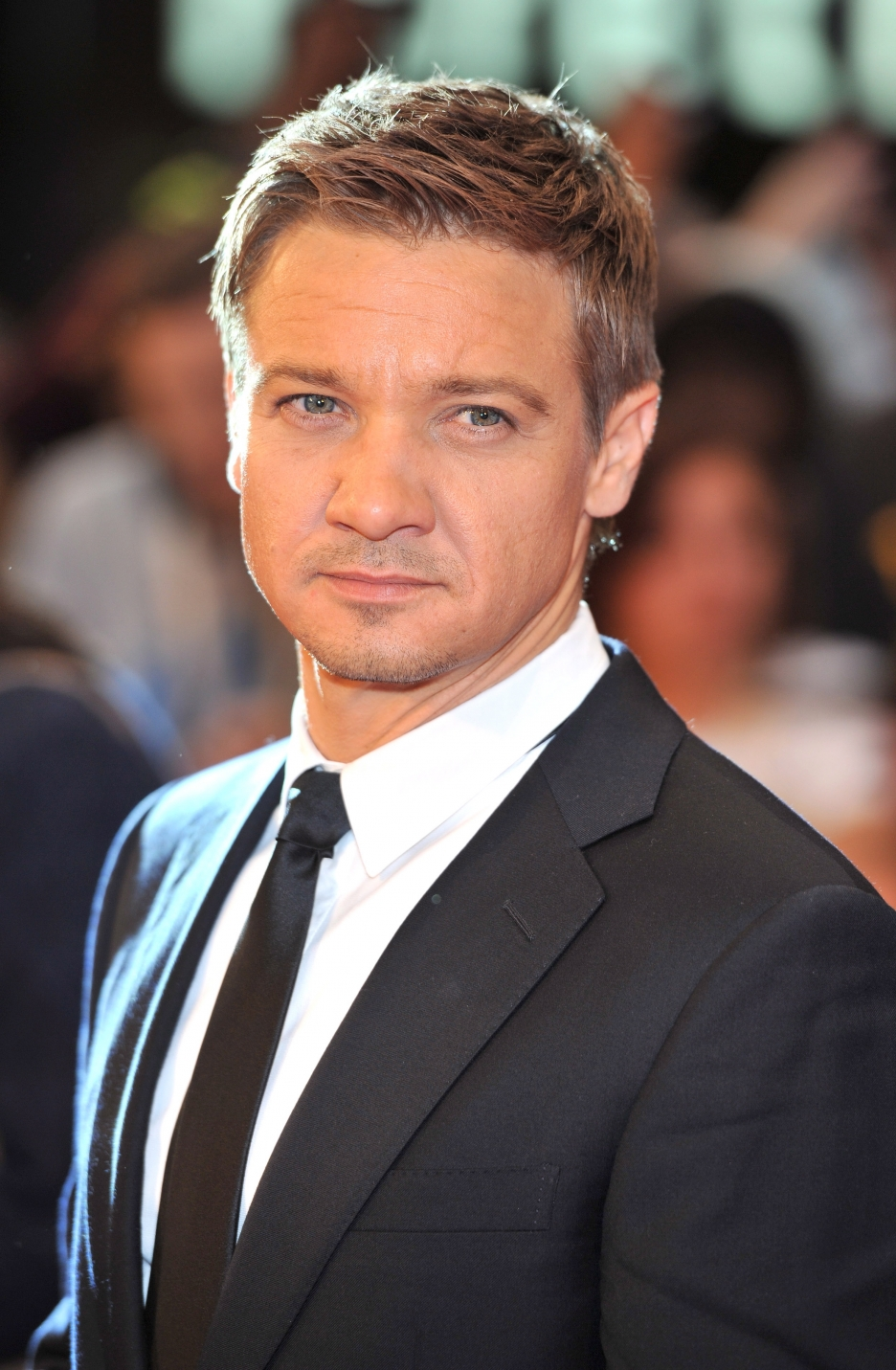 Jeremy Lee Renner is a...