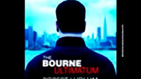 The Bourne Ultimatum Audio Book