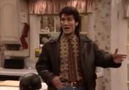 Mr. Turner wearing a leather jacket