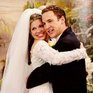 Cory & Topanga wedding