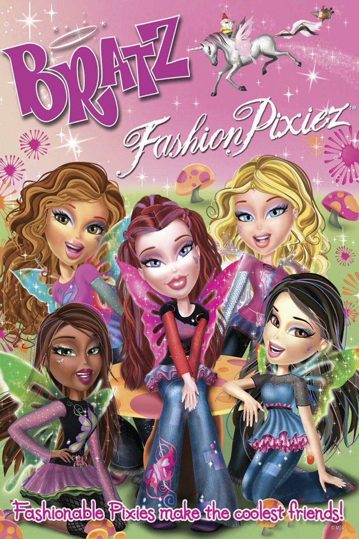 Bratz Fashion Pixiez DVD