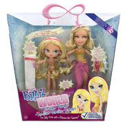 Bratz World Familiez Cloe & her mom Polita