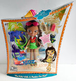 Bratz Kidz Summer Vacation Sasha