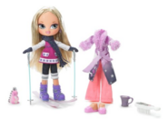 Bratz Kidz Winter Vacation Cloe Doll