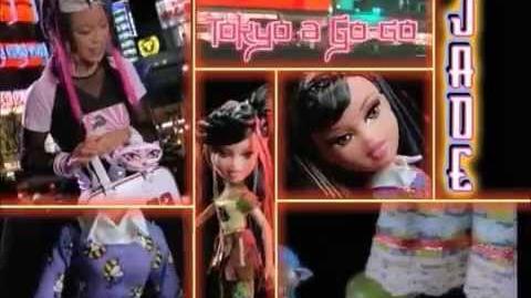 Bratz Tokyo a Go-Go Commercial! HD (2004)
