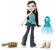 Bratz Passion 4 Fashion 2nd Edition Jade Doll