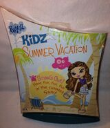 Bratz Kidz Summer Vacation Yasmin Back