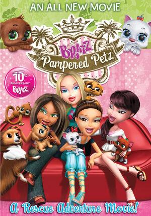 Bratz Pampered Petz DVD