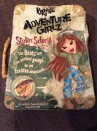 Bratz Adventure Girlz Sasha Back
