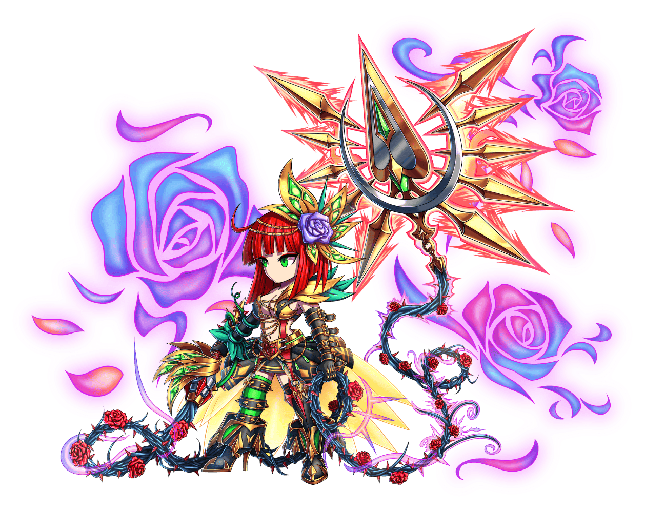 Natural Whip Leona Brave Frontier Wiki Fandom Powered