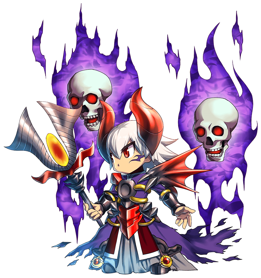 Brave Frontier Character Design Contest : Contest design your own brave frontier unit winners