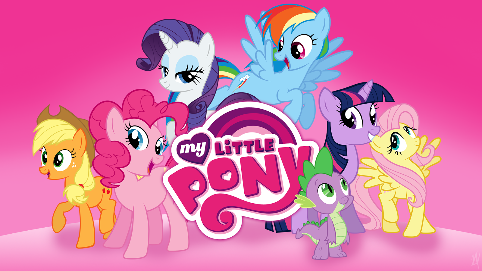 Image my little pony logo ponyville review - My little pony wikia ...