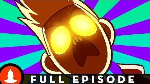 "Emotion Lords Seek Revenge in ""The Parasox Pub"" - (Bravest Warriors Season 2 Ep"