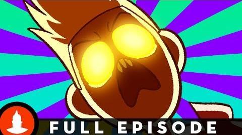 "Emotion Lords Seek Revenge in ""The Parasox Pub"" - (Bravest Warriors Season 2 Ep. 10)"