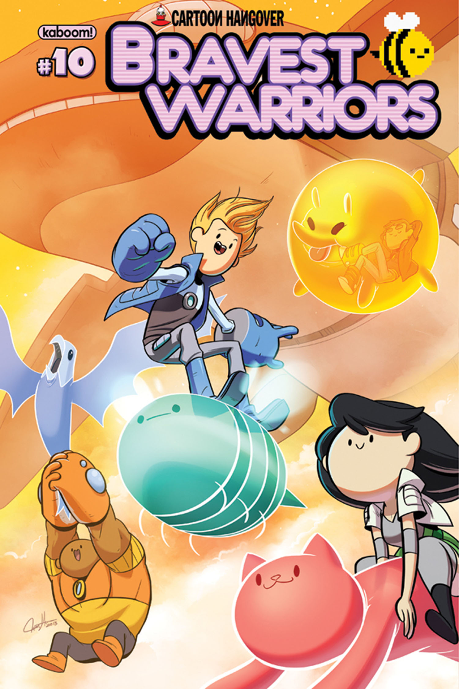 Issue 10 Bravest Warriors Wiki Fandom Powered By Wikia