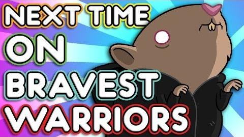 "Next Time on Bravest Warriors - ""Hamster Priest"" Bravest Warriors Season 2 Ep"