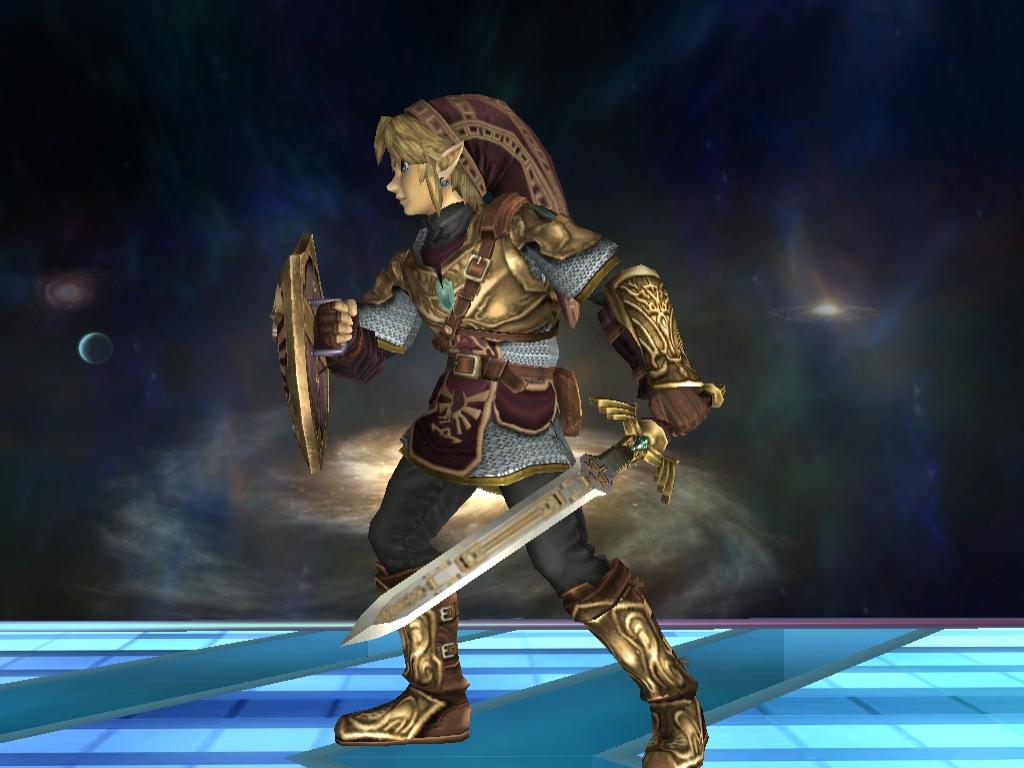 Magic Armor Link