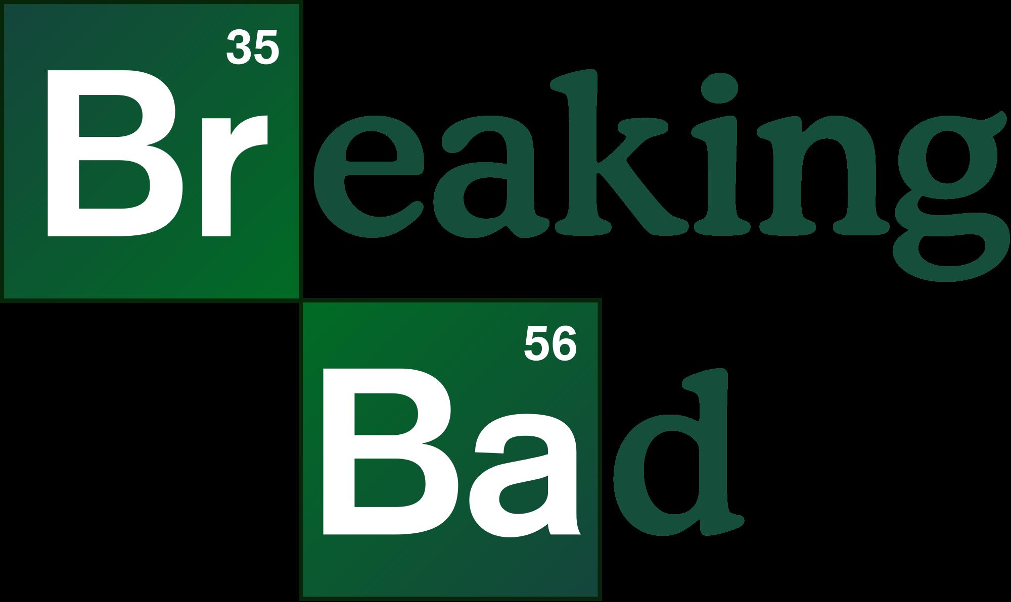 File:Logo - Breaking Bad.png