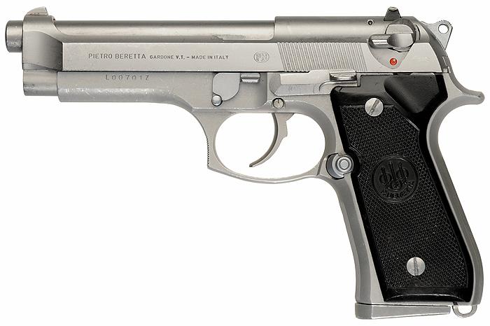 92 FS Inox