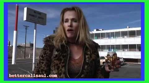Another Satisfied Client of Saul Goodman Wendy -- Better Call Saul Webisode