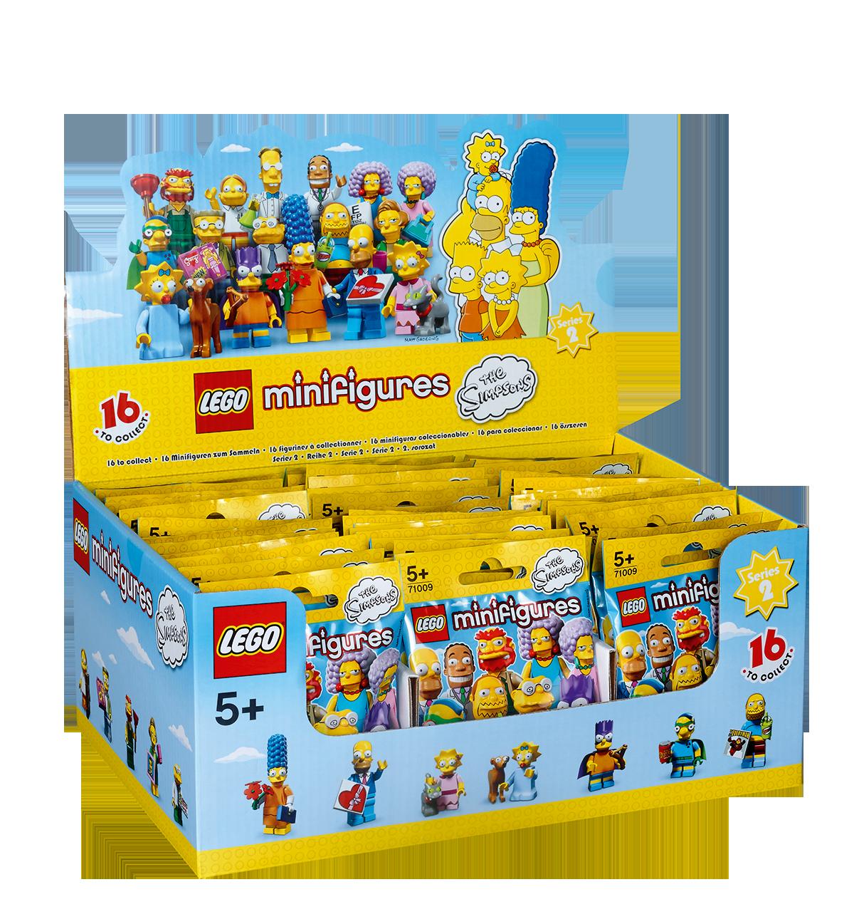 71009 Minifigures The Simpsons Serie 2 Brickipedia