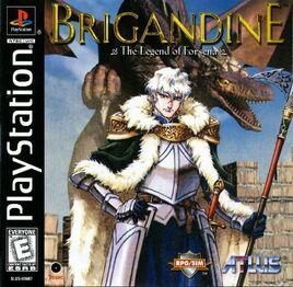 Brigandine ntsc-front