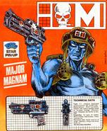 Rogue and Major Magnam