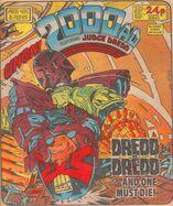 2000 AD prog 405 cover