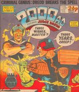 2000 AD prog 514 cover