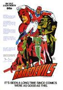 Daredevils Poster