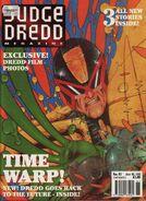 Judge Dredd Megazine vol 2 -81 cover
