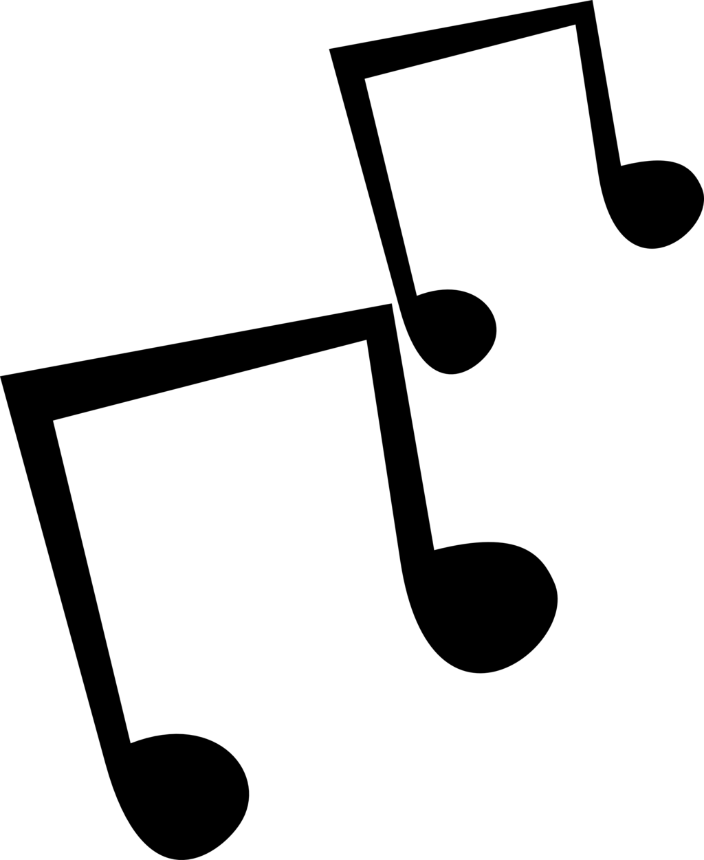 Výsledek obrázku pro notes music png