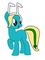 Fionna as a pony